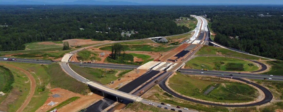 NCDOT Highway